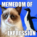 Go to the profile of Memedom Of Expression