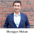 Go to the profile of Shynggys Mukan