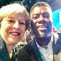 Go to the profile of Reno Omokri
