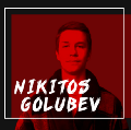 Go to the profile of NikitosGolubev