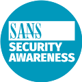 Go to the profile of SANS Security Awareness