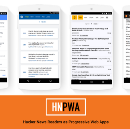 Hacker News Progressive Web Apps
