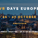 Europe VR Days 2017 — What's new?