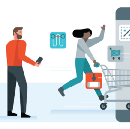 From app explorer to first-time buyer