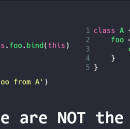 Differences in Defining ES6 Class Methods