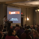 The Key To A Great Keynote: Rebooting The Standard Conference Presentation