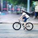 How one city went from scrubbing bike lanes to building an entire network in weeks