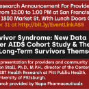 Research on AIDS Survivor Syndrome