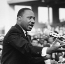 Martin Luther King — A Found Poem