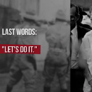 Just Start: How a Convicted Killer's Last Words Inspired a Now Famous Slogan