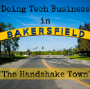 Doing Tech Business in a Handshake Town