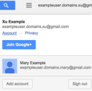 I want to send emails from my google domains email through gmail.