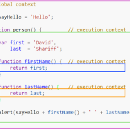 What is the Execution Context & Stack in JavaScript?