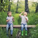 How to Take Candid Portraits of Your Kids