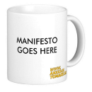 Notes on Mugtivism and Precarious Merchandising