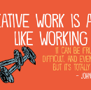 5 Ways Creative Work Is Like Working Out