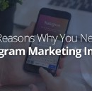 Why Your Brand Needs Instagram for Marketing: 5 Reasons