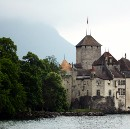 Chateau de Chillon along the Swiss/French boarder.
