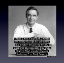 What can we do? Look for the helpers inside of us