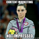 No one Gives a Sh*t About Your Content…and What to do About it