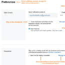 Designing a Better Email Preference Center