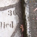 The Gutters in Buena Vista Park are Made Out of Old Headstones — The Bold Italic — San Francisco