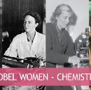 Nobel Women — Chemistry: Celebrating the women from history because we didn't get any new ones this…