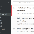 Bear Tips: Organize notes with tags and infinite nested tags