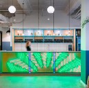 Co-working spaces as …new banking branches?