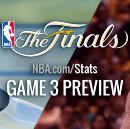 2016 NBA Finals Game 3 Preview