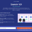 Launching Sketch 101 — A Free Email Course