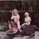 I liked to ride crocodiles.