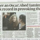 Jewish Chronicle Hits a New Low — A Vile Article Attacking 16 year old Ahed Tamimi