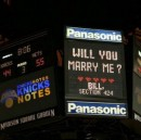 So You've Decided to Propose on the Jumbotron