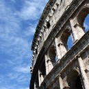 The Roman Colosseum. Amazing history and architecture.