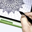 How to Draw a Mandala in Concepts