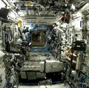 The International Space Station is a disaster inside, but it makes sense