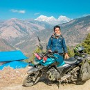 Travel Nepal: Kathmandu to Okhaldhunga & Salleri, Solukhumbu Bike Trip — January 2018, Costs…