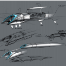 Explaining the Hyperloop, in Basic Terms