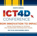 Sensors Take Center Stage at the ICT4D Conference