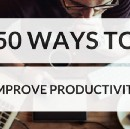 50 Ways to Increase Personal Productivity