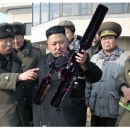 North Korea Unveils New Intercontinental Ballistic T-Shirt Cannon