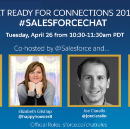 #SalesforceChat: Get Ready for Connections 2016