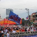 On solidarity with the Philippine mass movement