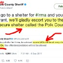 Florida Cop Encourages Black Residents To Die In Hurricane