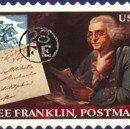 Ben Franklin, the Post Office and the Digital Public Sphere