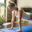 5 Yoga Postures to Tone and Strengthen Your Body's Core