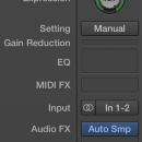Sampling Synths with Auto Sampler in MainStage 3