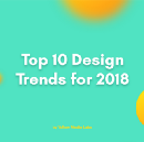 Top 10 Design Trends to look out for in 2018 🔥