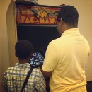 Why I bought an original 1981 Ms. Pac Man Arcade machine for my library
